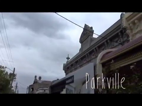 Melbourne Vlog-Week 1 // Parkville, Queen Victoria, State Library .