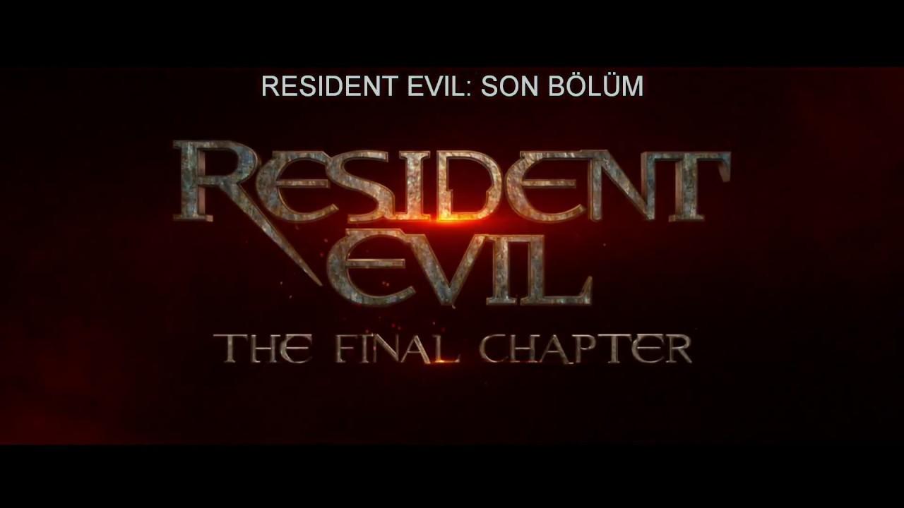 Resident Evil The Final Chapter 24: Resident Evil 6: Final Chapter / Ölümcül Deney 6: Son