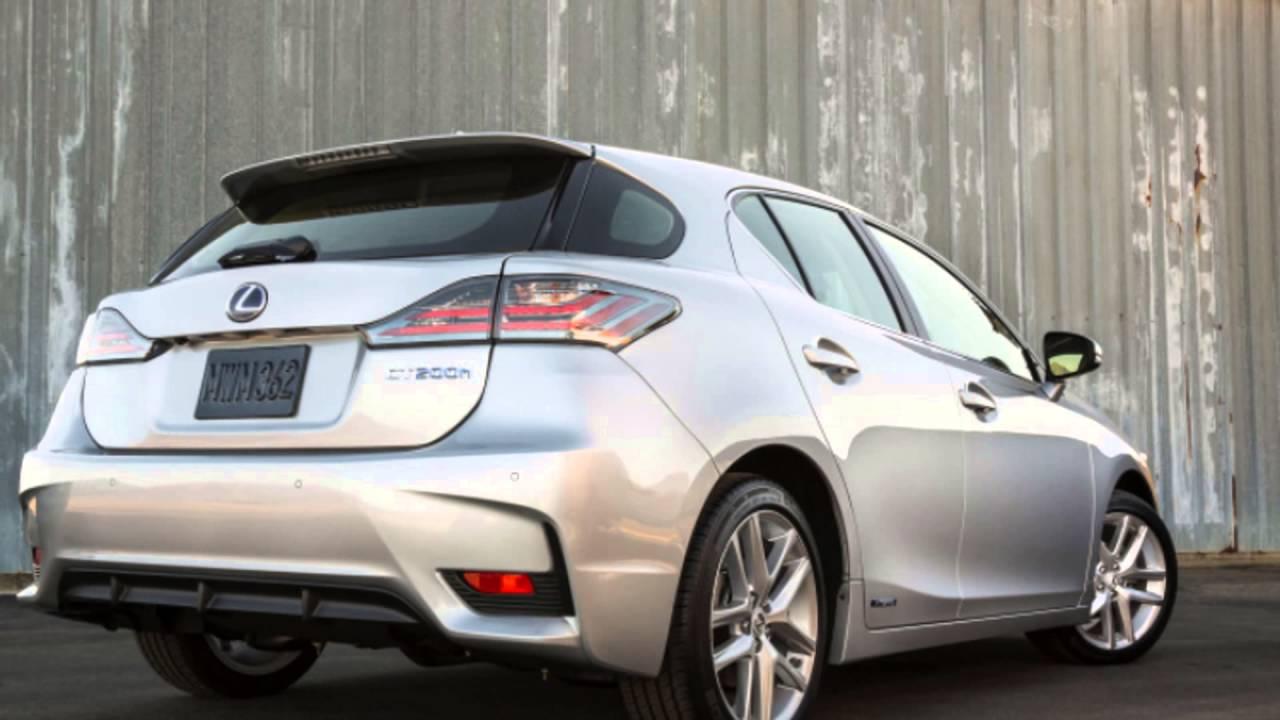 2016 Lexus Ct200 Sonic White Youtube