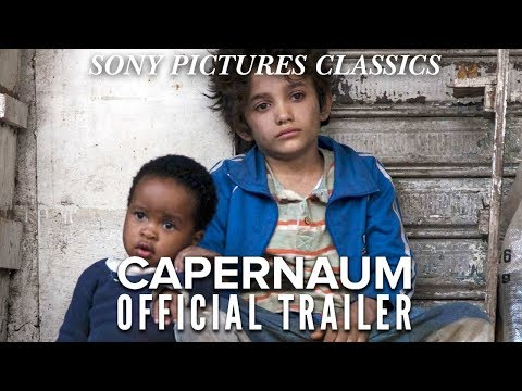 Capernaum | Official US Trailer HD (2018) from YouTube · Duration:  2 minutes 12 seconds