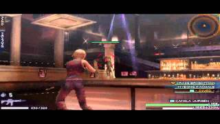 Parasite eve - The 3rd birthday PSP - Complete Chapter 1 [HARD]