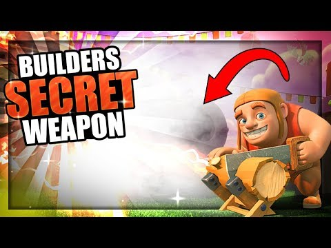 The Builder's Secret Weapon - How the Builder Weaponized the Town Hall 12 | Clash of Clans Story