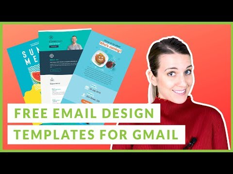 Free Email Design With BEE Templates For Gmail  |  2019 (G Suite Add-on)