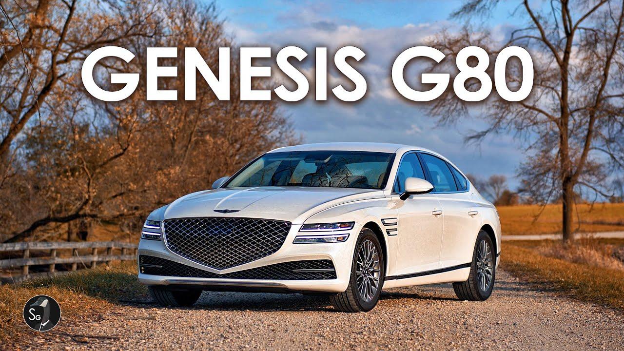 Download 2021 Genesis G80 | SOME Steps Forward