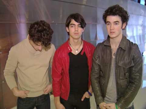 Jonas Brothers Interview