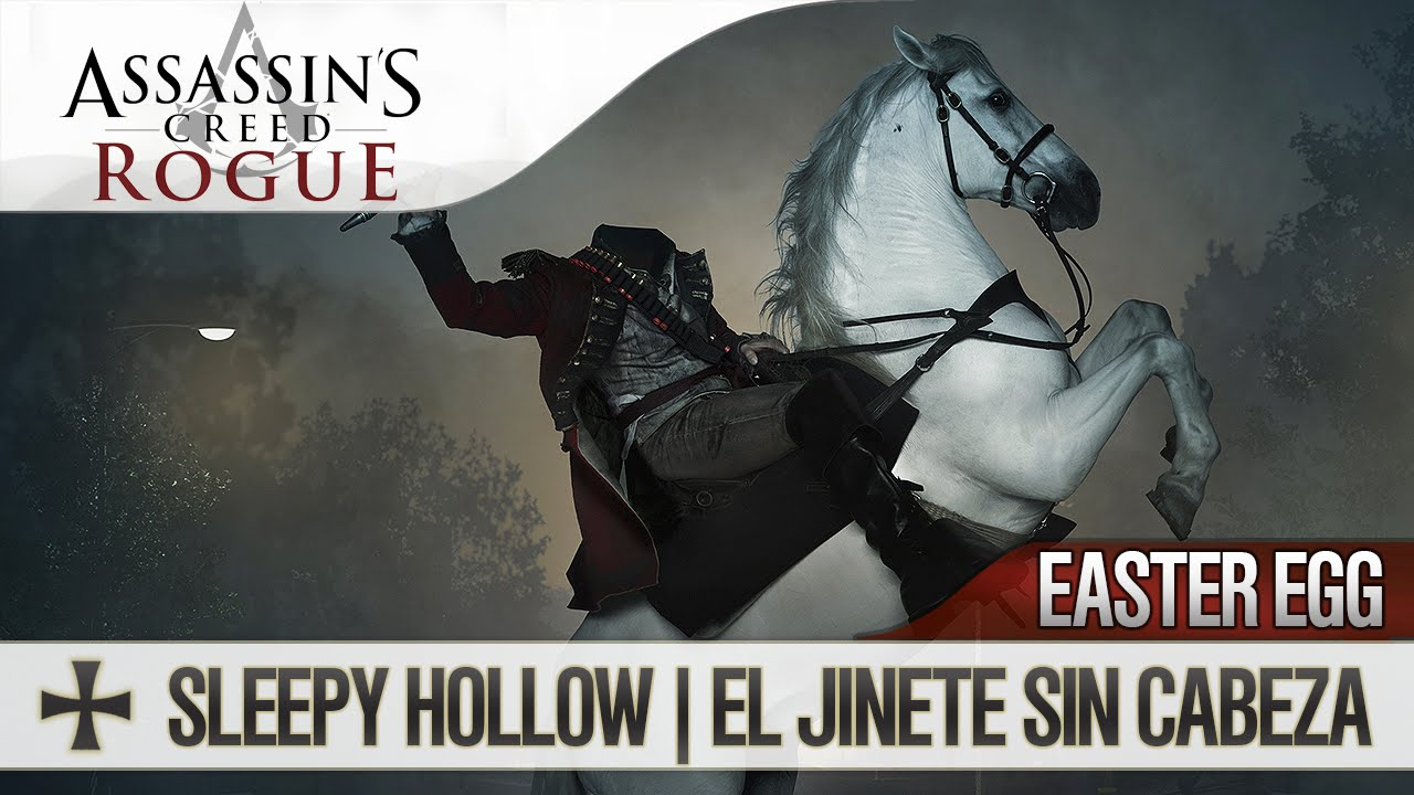Assassin's Creed Rogue | Easter Egg | Sleepy Hollow ...