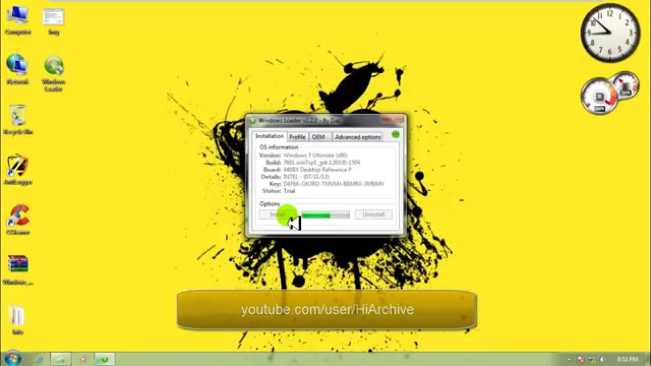 what is windows loader 2.2.2