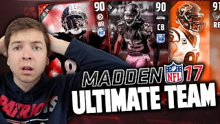 I GOT THE RAREST PLAYER IN THE GAME! MADDEN 17 ULTIMATE TEAM