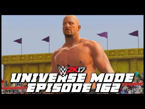 WWE 2K17 | Universe Mode - 'TRIBUTE TO THE TROOPS!' (PART 1) | #162