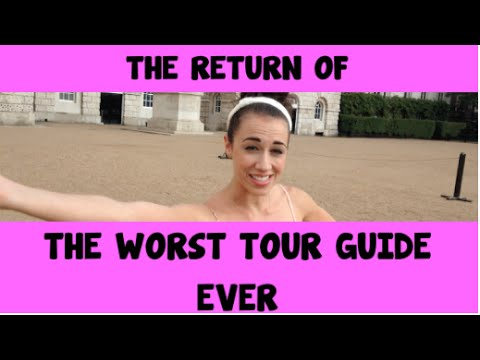 The Return Of The Worst Tour Guide EVER