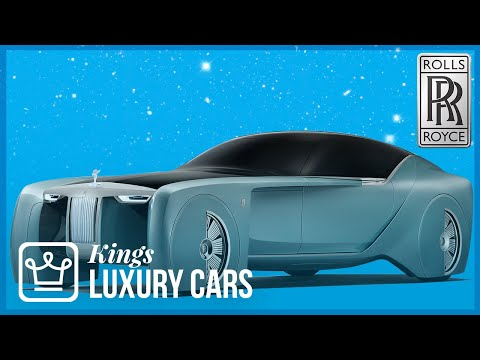 How Rolls Royce Became the King of Luxury Cars