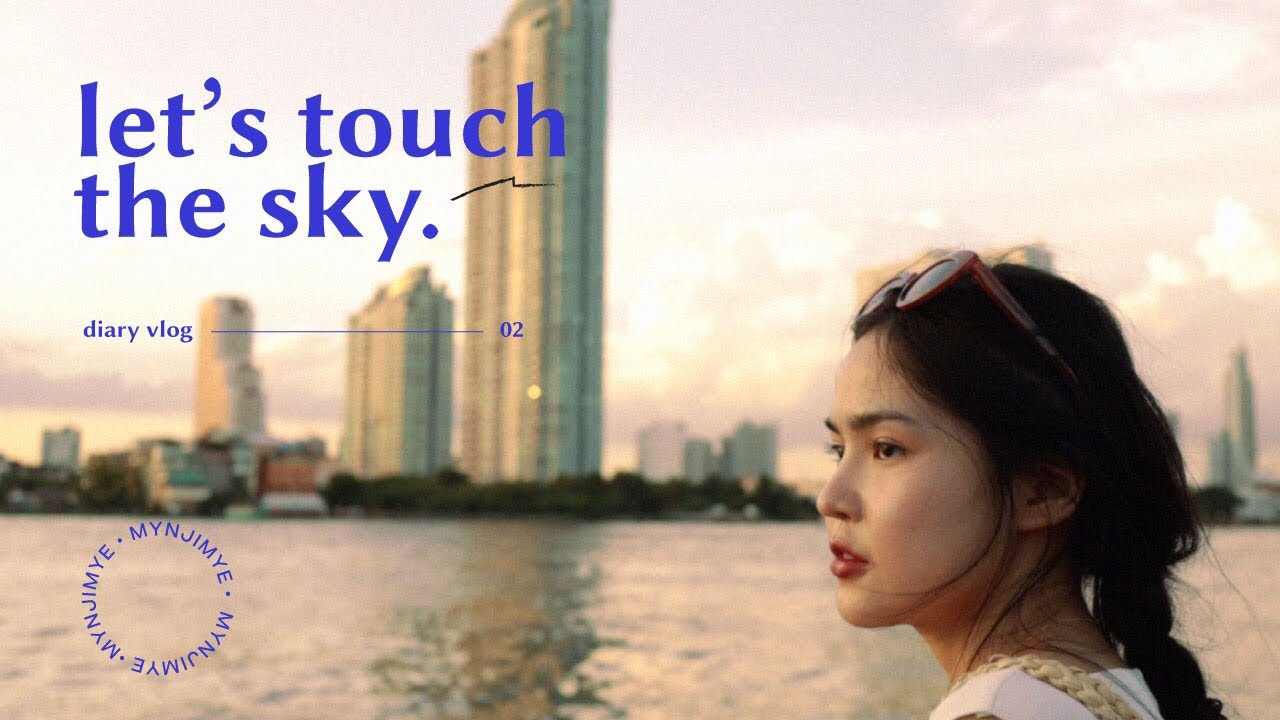 A Bangkok Staycation ༄ ลองเที่ยวแบบ 2 วัน 1 คืนในกรุงเทพฯ   Diary Vlog   mynjimye