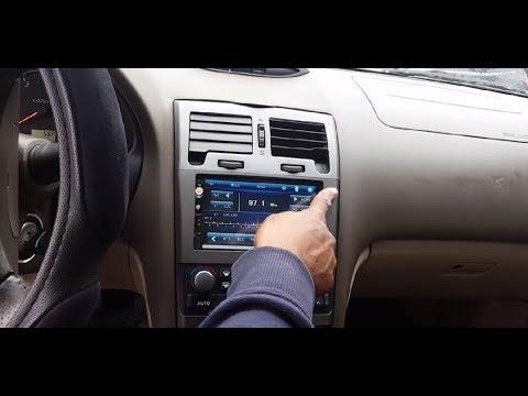 Remove Factory Stereo Nissan Maxima 2000 - 2003