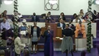"""THE HOUSE OF GOD CHURCH PROG. - Ft Laud. 04/24/16 M & W Day """"I Have A Seat In His Kingdom"""""""