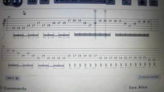 Dream Theater- The Best Of Times Guitar Tab HD