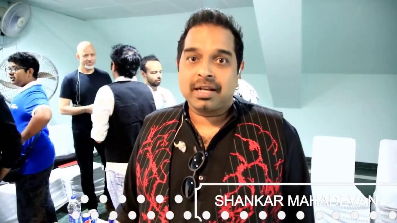 Shankar Mahadevan Message to The Incredible Photographers