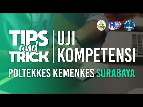 Tips And Trick UKOM Poltekkes Kemenkes Surabaya (Tips)