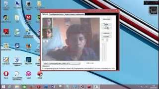 reconocimiento facial con VB.NET