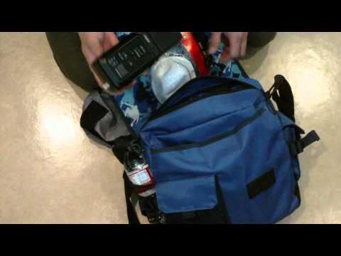 Earthquake Preparedness: Bedside Kit