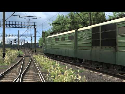 ВЛ10-1535 в RailWorks (Train Simulator 2015)