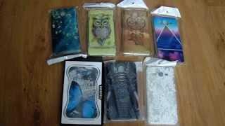 Посылки с сайта Aliexpress / Чехлы для телефона samsung(, 2015-12-01T08:05:58.000Z)