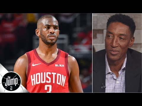 Sean Salisbury - Scottie Pippen Has CP3 Takes You Guys