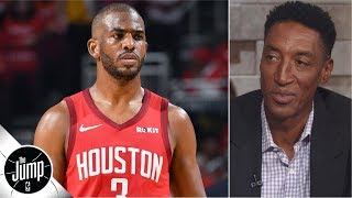 Chris Paul will stay in Houston and go for a title next year - Scottie Pippen  The Jump