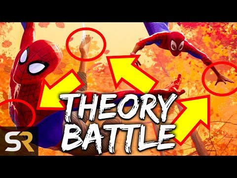 Is Spider-Man: Into The Spider-Verse Part of the MCU Or Sam Raimis Trilogy? [Theory Battle]