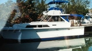 Used 1970 Concord 35 Motor Yacht for sale in Islamorada, Florida