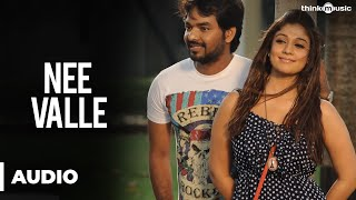 Nee Valle Official Full Song - Raja Rani | Telugu