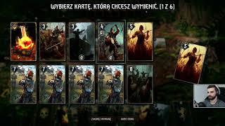 Witcher Thronebreaker #3 - Nilfgard!