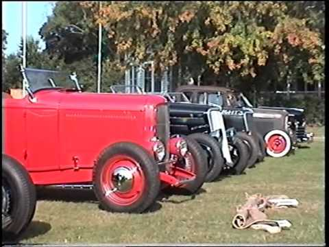 Hot Rod Hayride 2007