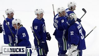 Day 2 Scrimmage Highlights at Training Camp (Sept. 15, 2018)