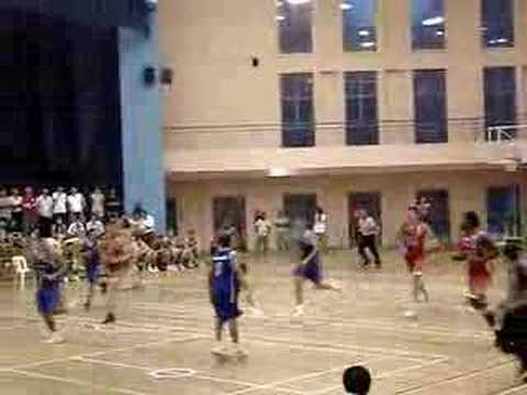 RP Team vs. Singapore Slingers 1