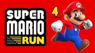 SUPER MARIO RUN Gameplay Walkthrough Let