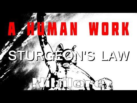 Nihilore - Sturgeon's Law