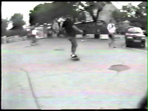 Flipper skateboard video