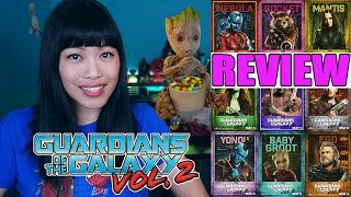 Guardians of the Galaxy Vol. 2 | Movie Review (Non Spoilers + Spoilers)
