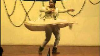 Anurekha Ghosh Kathak Dance