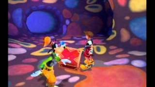 Let's Play Kingdom Hearts Pt. 40 - Trinities And Dalmations Gone For Good