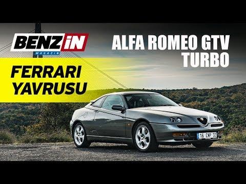 Alfa Romeo GTV V6 Turbo | Bir Tur Versene