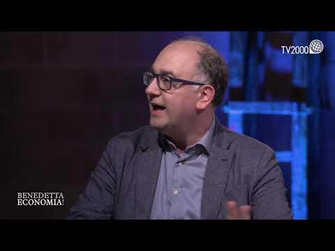 Benedetta Economia - Luigino Bruni spiega come il consumismo ha trasformato la nostra società