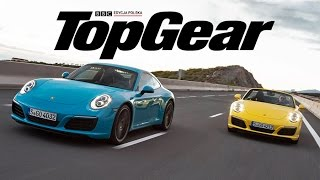 Porsche 911 Carrera S | TEST | TopGear Polska