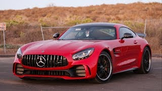 Mercedes AMG GT R 2018 Car Review