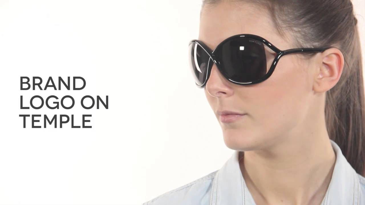 ab6ee18e5c Tom Ford FT0009 WHITNEY 199 Sunglasses Review