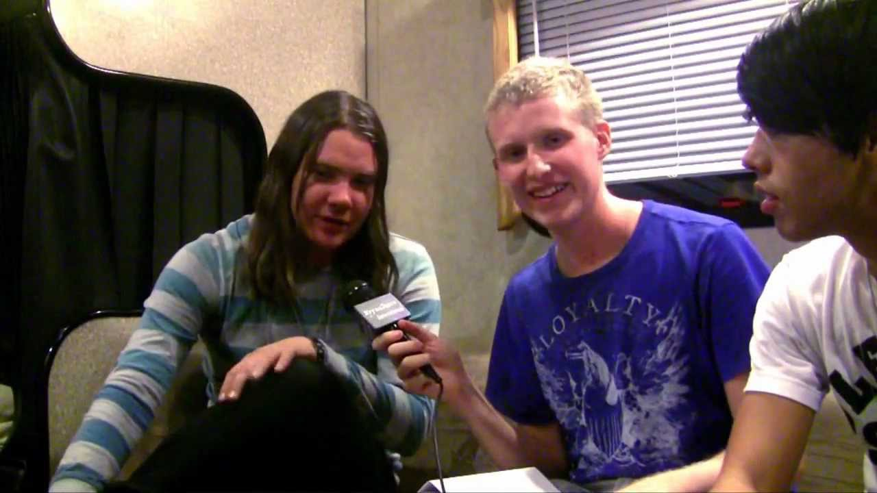 The Red Jumpsuit Apparatus Interview Ronnie Winter & Josh Burke ...