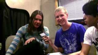 The Red Jumpsuit Apparatus Interview Ronnie Winter & Josh Burke 2012
