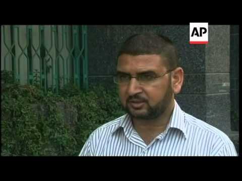 PLO statement on peace talks, Hamas reax