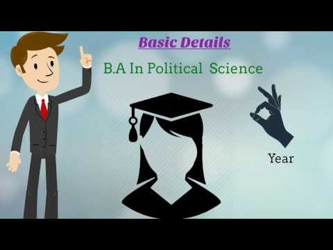 B A (Political Science)-Live2learn
