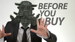 Shadow of the Colossus - Before You Buy